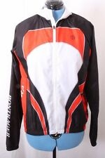 Bontrager 7787 Race Lite Unisex Red Black Windshell Light Cycling Jacket XL
