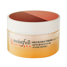 [ETUDE HOUSE] Moistfull Collagen Half & Half Cream 100ml / Moisture base