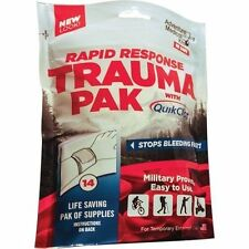 Adventure Medical Kits Rapid Response Trauma Pak with QuikClot AMK 2064-0294