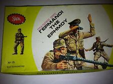 SOLPA (Greek) German Afrika Korps 25 Figures 1980s 1/32