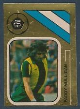 FKS 1978/79 SOCCER STARS GOLDEN COLLECTION- #288-WBA-PADDY MULLIGAN