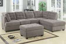 Sectional Sectionals Sofa Couch Loveseat Couches 2 Pc living room set #F7139 NEW
