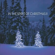 In The Spirit Of Christmas II by Chuck Cape (CD, Nov-2012, CD Baby...
