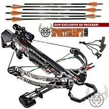 Barnett Droptine Crossbow 2016 NEW IN BOX FREE EXTRAS ARROWS ROPE