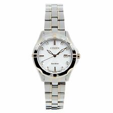 Citizen Eco-Drive Ladies' Two-Tone Stainless Steel Watch