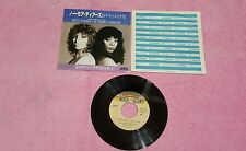 Donna Summer Barbra Streisand no more tears Lucky   Japan 45 giri usato 7""