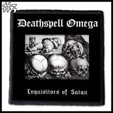 DEATHSPELL OMEGA    --- Patch / Aufnäher --- Various Designs