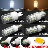 7W/10W/12W/16W/18W E27/E14/G9 5730SMD LED Glühbirne Birne Leuchtmittel Lampe