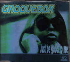 Groovebox-Just Be Good To Me cd maxi single