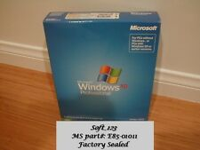 Microsoft  Windows XP Professional Full English Retail Version MS Pro=SEALED BOX