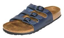 Basic Newalk Fußbett Original Birkenstock Gr. 40 Damen Schuhe Pantoletten Neu