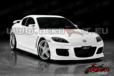 MAZDA RX8 bodykit body kit FRONT BUMPER