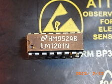 LM1201N National Semiconductor, NSC, Video Amplifier DIP-16