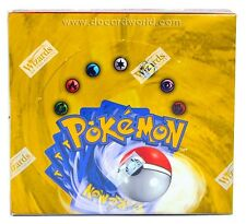 WOTC Pokemon Base Set 1 Unlimited Booster Box