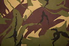 "Camo Cotton Drill Fabric - Army Camouflage Material - 150cm (59"") Wide"