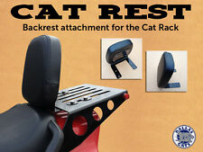 CAT REST backrest for CAT RACK used on Honda PC800