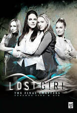 Lost Girl: Seasons 5 6 Five & Six (DVD,2016,6-Disc Set) The Final Chapters New!!