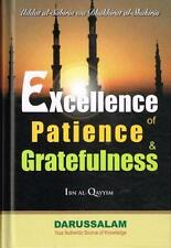 Excellence of Patience & Greatfulness - Ibn al Qayyim (HB)