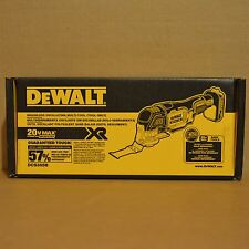 Brand New DEWALT DCS355B 20V MAX XR Li-Ion Brushless Oscillating Multi-Tool