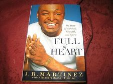 Full of Heart My Story of Survival, Strength & Spirit J. R. Martinez (HD) SGND