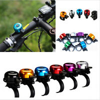 Waterproof Metal Bell Alarm Safety Horn Ring Sound For Bike Bicycle Cycling
