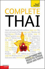Complete Thai Beginner to Intermediate Course: Learn to Read, Write, Speak...
