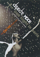 Depeche Mode : One night in Paris - The Exciter tour 2001 (2 DVD)