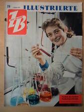 ZEIT IM BILD 19/1959 * Meister Wildwasser Griechenland Frieden Vielfalt Chemie