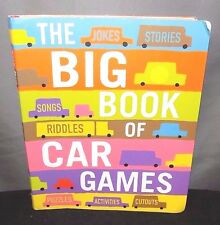 The Big Book of Car Games, by Frederic Houssin & Cedric Ramadier (2003) SC
