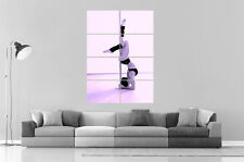 POLE DANCE SEXY GIRL TRAINING MODE  Wall Art Poster Grand format A0 Large Print