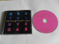 DEATH IN VEGAS - The Best (CD 2007) ROCK
