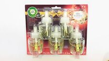 5 Air Wick SPICED APPLE CRUMBLE Scented Oil Refills (1 Pack)