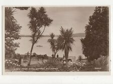 Lake From Dinas Cottage Killarney Ireland Vintage RP Postcard 312a