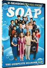 Soap: The Complete First Second Seasons 1 One & 2 Two (DVD, 2014, 4-Disc Set)