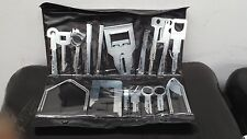 36 PCS CD RADIO STEREO HEAD UNIT REMOVAL RELEASE KEY KIT TOOL KIT FORD MERCEDES