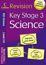 KS3 Science L3-6 Revision Guide + Workbook + Practice Papers by UNKNOWN ( Author