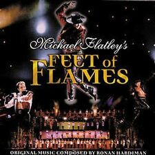Ronan Hardiman-Michael Flatley's Feet Of Flames CD NEW