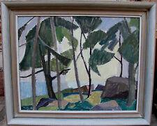 Willi L ?, Composición del paisaje, para 1950