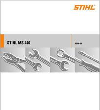 Reparaturanleitung für defekte Stihl Motorsäge MS 440, 044 046 MS 460 ++ Zugabe