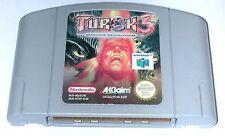 Juego: Turok 3 Shadow of Oblivion Nintendo 64/n64-buen estado usk18