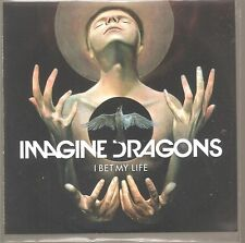 "IMAGINE DRAGONS ""I Bet My Life"" 1 Track Promo CD France"