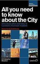 All You Need to Know About the City 2009/2010: Who Does What and Why-ExLibrary
