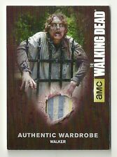 2016 The Walking Dead Season 4 Part 1 Walker Wardrobe Card M20
