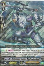 CARDFIGHT VANGUARD: SWORDSMAN OF LIGHT, BLASTER AXE GRAWL - G-CMB01/015EN R RARE