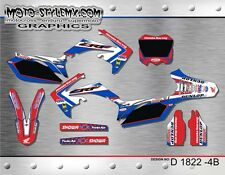 Honda CRf 250R 2010 up to 2013 Moto StyleMX graphics decals kit stickers
