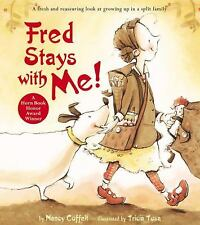 Fred Stays With Me!-ExLibrary