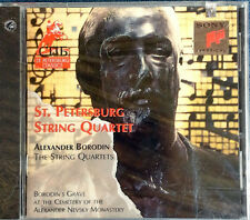 BORODIN / STRING QUARTETS NOS. 1 & 2 - SONY CLASSICAL - SEALED CD