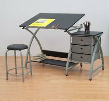 Drafting Table Adjustable Craft Stencil Work Station Desk Art Drawing Tracing