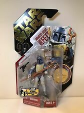 STAR WARS 30th Anniversary Collection Animated Debut BOBA FETT UGH Figure