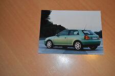 PHOTO DE PRESSE ( PRESS PHOTO ) Audi A3 1.8T de 1999 AU099